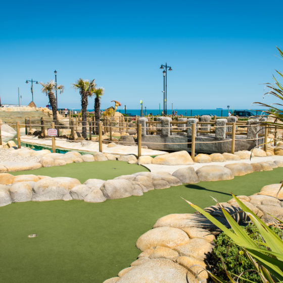 Jurassic Bay Adventure Golf 2